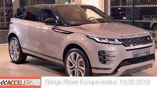 Range Rover Evoque 2019 #HelloEvoque