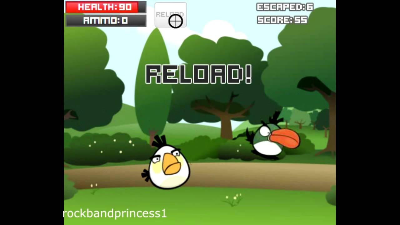 Angry Birds Free Play