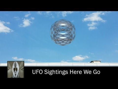 UFO Sightings Object Spotted Twice June 24th 2017