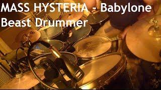 Mass Hysteria - Babylone (drum cover | Beast Drummer)