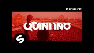 Смотреть клип Quintino - F What You Heard