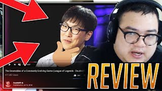 Scarra- REVIEWING DOUBLELIFTS STATE OF THE GAME VIDEO!