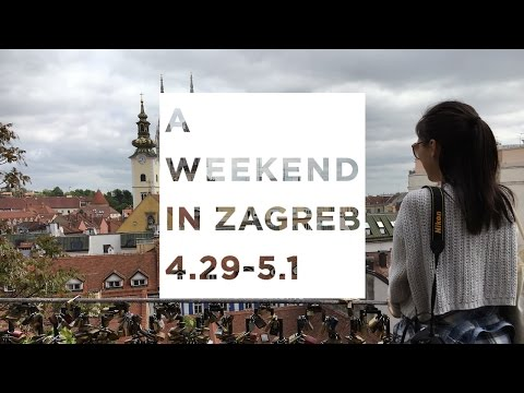 Weekend in Zagreb | TRAVEL VLOG