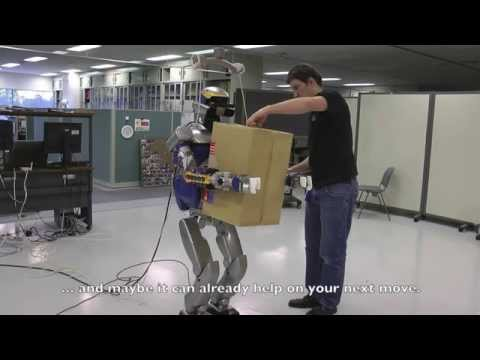 Whole-body Tactile Interactions with Artificial Skin on a Humanoid Robot