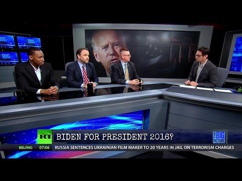 Full Show 8/25/15: Presidential Push for Joe Biden
