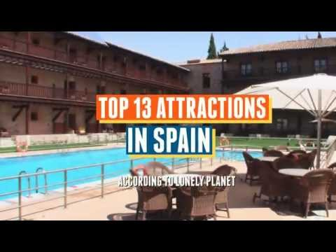Spain's Top 13 Travel Destinations according to Lonely Planet