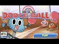 The Amazing World of Gumball: Dodgeball - Become the Dodgeball (Cartoon Network Games)