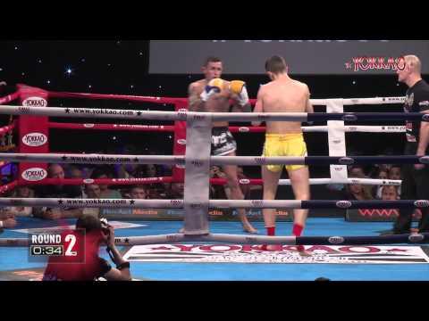 YOKKAO 11: Myk Estlick vs Kieron Jessop FULL-HD
