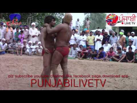 Lalli mand chounta v/s Vikas khanna(Herian dangal)31.7.16