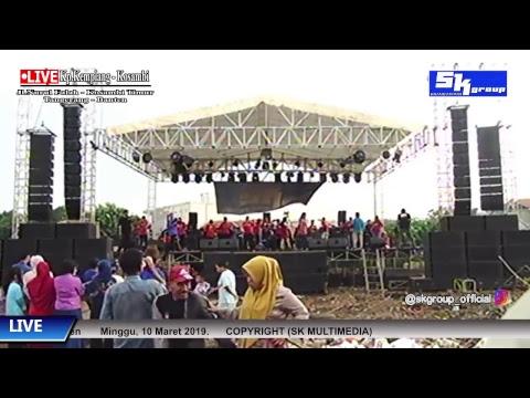 Live Streaming SK GROUP Zedag Zedug Edisi Kp Kemplang Kosambi - Minggu, 10 Maret 2019.