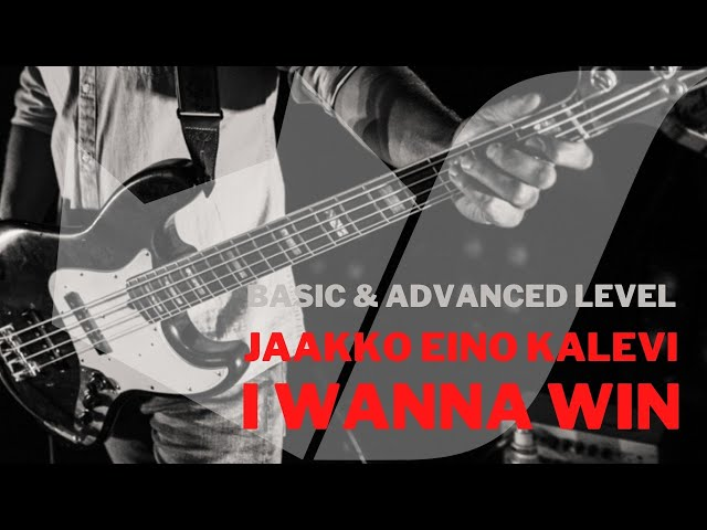 Tomáš Liška / Bass/ Jaakko Eino Kalevi - I Wanna Win