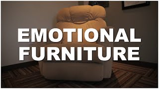 How Do You Convey Emotion With Furniture? | Christoph Niemann | The Art Assignment