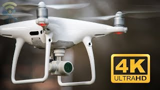 Top 5 Best Drones with FHD 4K Camera in 2018
