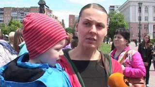 «аз, буки, веди». Куряне отметили день славянской письменности и культуры.