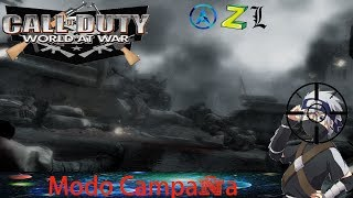 Call Of duty World at War campaña #5
