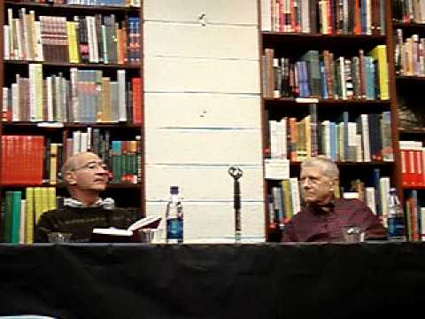 """Chuck Tilly and Sidney Tarrow on """"Contentious Politics"""" 1 of 3 (12/4/2006)"""
