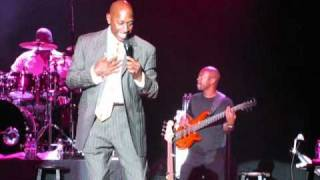 Men of Soul Concert-Jeffery Osborne-Stranger