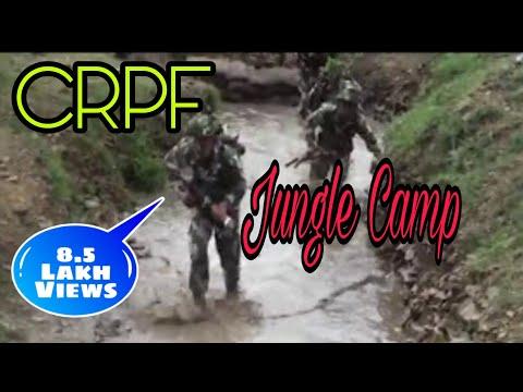 CRPF Jangal Camp