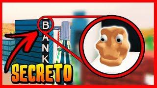 THE SECRET OF THE BANK CARTEL IN JAILBREAK - ROBLOX