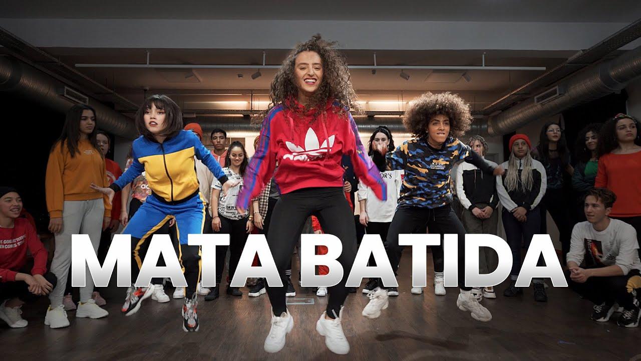 Assi - Mata Batida ft. Rayvanny | Dance Choreography