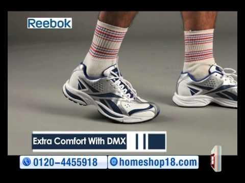 huge discount 06f80 3b1d4 HomeShop18.com - DMX Royal Trainer Shoes by Reebok