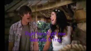 Right Here Right Now [Gabriella & Troy] [Full Song+Download] [HSM3]