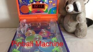 Pinball Machine Early Learning Centre- Kids Fun