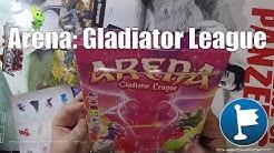 Videoblogi:  Klassinen suomipeli Areena muuttui glagiaattorien taistelulautapeliksi