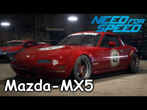 need for speed 2015 customization | mazda mx-5 (1996) | nfs