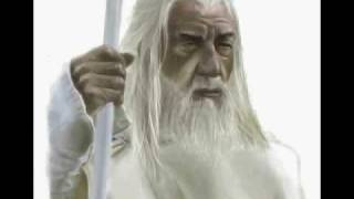 Gandalf The White - Speed Painting by Facundo Morello