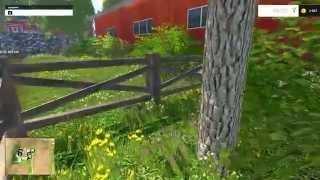 farming simulator 2015  собираем яйца у курей