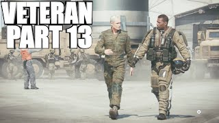 Call Of Duty Advanced Warfare Veteran Walkthrough Part 13 - Mission 13 Gameplay Review 1080P