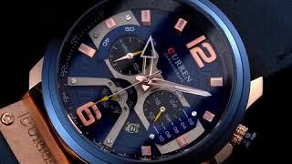 Обзор. Мужские наручные часы Curren 8329. Интернет-магазин ARI