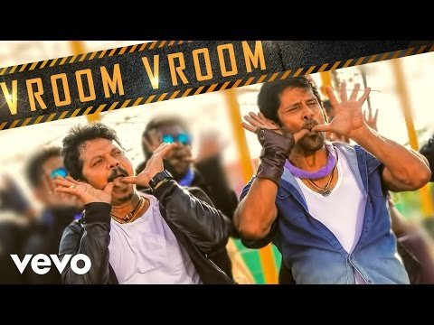 10 Endrathukulla - Vroom Vroom Video | Vikram, Samantha | D. Imman