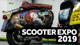 ScooterExpo 2019! Custom Scooter Show!