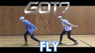 got7 갓세븐 fly dance cover by gpk