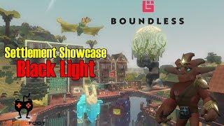 Settlement Showcase EP2 - Black Light | Boundless Let
