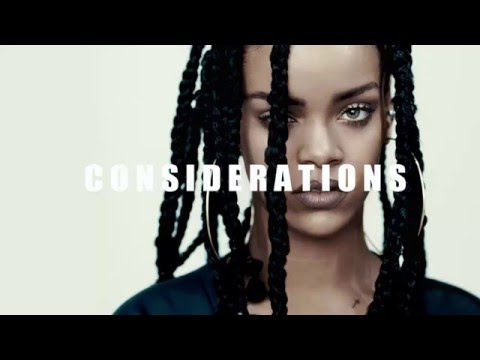 Rihanna- Consideration ft. SZA #ANTI Audio