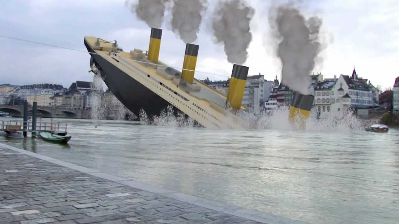 wirrlete 2012 arche titanic youtube
