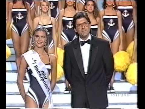 Miss italia 1991 martina colombari 3 youtube for Be italia