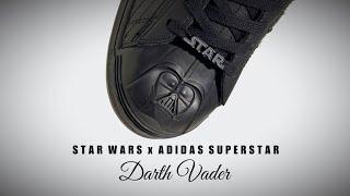 STAR WARS X SUPERSTAR 'DARTH VADER'