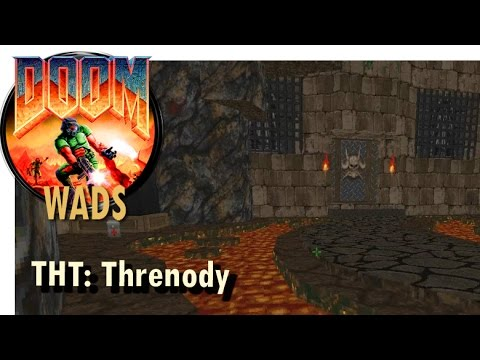 Doom wad - THT: Threnody (level 19)