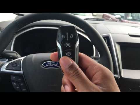 REMOTE START FORD VEHICLES