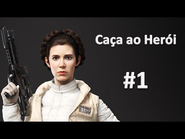 Caça Ao Herói #1