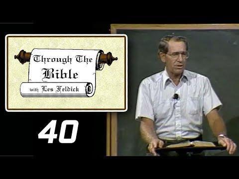[ 40 ] Les Feldick [ Book 4 - Lesson 1 - Part 4 ] Abraham, Lot, and Melchizedek: Genesis 12-14