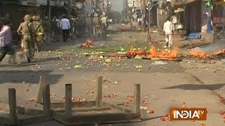 Violence Erupt Cow Slaughter Rumour in Uttar Pradesh