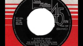 Watch Supremes A Taste Of Honey video