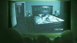 'Paranormal Activity' - Official Trailer [HQ HD]