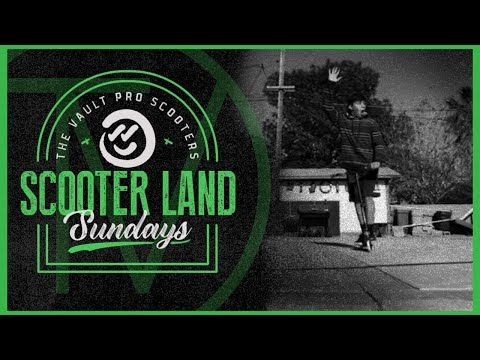 Scooter Land Sundays - Episode 2 │ The Vault Pro Scooters