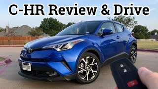 2018/2019 Toyota C-HR Detailed Review & Drive